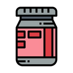 See more icon inspiration related to supplement, protein, protein supplement, healthcare and medical, vitamins and pills on Flaticon.