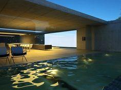 architecture / Casa Carriça Viseu | 2008 www.artspazios.pt #architecture #house #artspazios #rendering