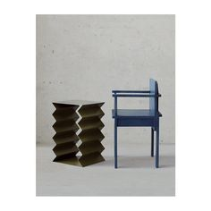 The usual suspects. #slab #chair #zigzag #table #pagethirtythree #opticaldelusion - available to preorder at pagethritythree.com