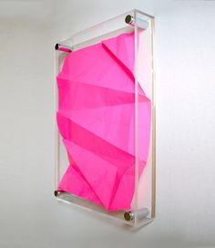 Heath West | PICDIT #pink #design #color #art #paper