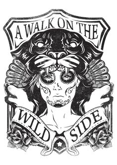 Wild mask by Tshirt-Factory