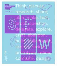Design Envy · San Francisco Design Week 2012: Manual