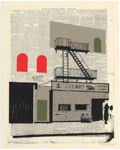http://www.evanhecox.com/ #urban #print #graphic #art