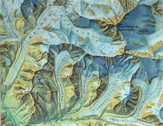 DΛRKSHΛPES #topography #map