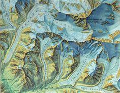 DΛRKSHΛPES #map #topography