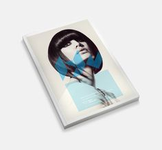 BLU Magazine on Editorial Design Served #photo #color #the #over