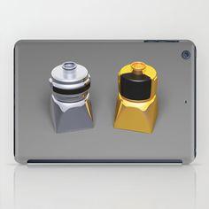 Duplo Daft Punk iPad Case at Søciety6 #daftpunk #artprint #dj #duplo #lego #edm #dj #music #rickardarvius