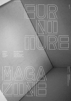 shin, dokho #typography #magazine cover