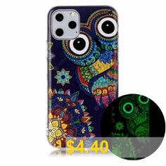 Luminous #Painted #TPU #Phone #Case #for #iPhone #11 #Pro #- #MULTI-I