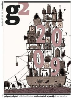 Tom Gauld - arts preview #tom #illustration #guardian #gauld