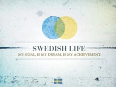 Dribbble - Swedish Life by Hugo Albönete #sweden #design #swedish #concept