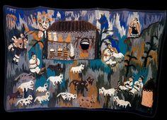 1317393606_1935-1980-elisabeta-stefanita-bergerie-tapisserie-100x200-cm-collection-particulire.jpg 1,653×1,200 pixels #naive #illustration #textile #art