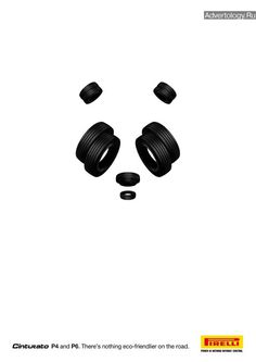 Панда – значит экологически чисто - Бренд #poster