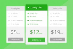 Green price table in flat design Free Psd. See more inspiration related to Business, Design, Cloud, Green, Table, Price, Flat, Flat design, Psd, Price table and Horizontal on Freepik.