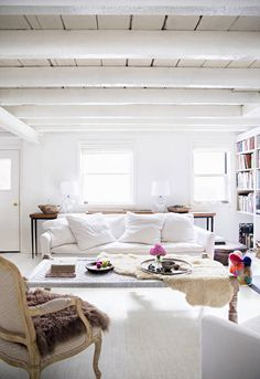 jenni3 #living space #fur #yarn