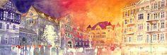 maja-6 #painting #colour #water #art
