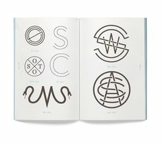 'Monogram logo' book by Leterme Dowling & Counter-Print | typetoken®