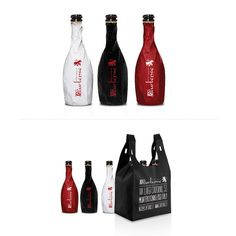 Low Cost Pack #beer #beverage #bottle #packaging #classy #modern #giovanni #food #glass #cost #mul㨠#low