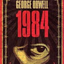Image result for 1984 george orwell original book cover