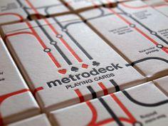 Metrodeck The Dieline