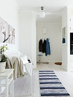 Cozy apartment in Gothenburg #interior