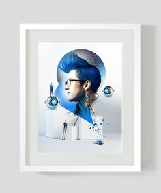 "ART PRINTxc2xa0/ MEDIUM (17"" X 22"") #design"