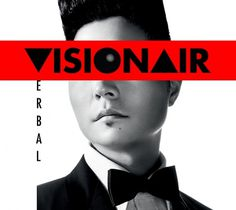 Verbal (m-flo) – VISIONAIR #cover #album #art #flo