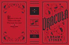 Dracula #lettering #jessica #hische #typography
