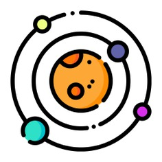 See more icon inspiration related to space, moon, miscellaneous, orbit, planet earth, satellite, astronomy, universe, galaxy, stars and nature on Flaticon.