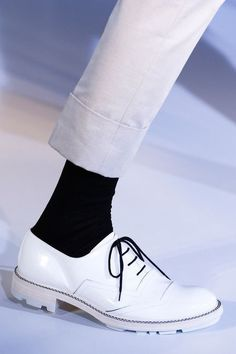 Jil Sander Spring 2014 Menswear #shoes #ss #jil #loafer #sander #2014 #menswear