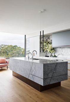 Contemporary Penthouse Home in Sydney by Arent & Pyke