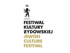23. Jewish Culture Festival #design #branding #typography