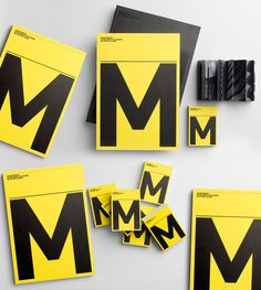 Peter Clarke Photography #typography #book #yellow #black #clean #bold