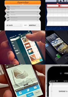 UI Designs Elements #ux #design #interface #ui #web