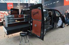 Gibson NV200 Mobile Repair & Restoration Van #van #gibson