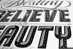 http://www.seblester.co.uk/ #typography #type #screen print #seb lester