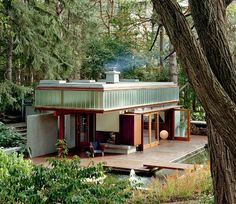 Shim-Sutcliffe Ravine House Wins Canadian Award | Home Design Find #architecture