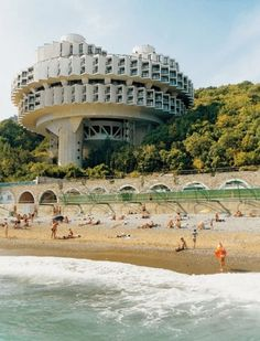 Sowjet-Architektur: Wohnzellen und Roboterfassaden - SPIEGEL ONLINE - Nachrichten - Kultur