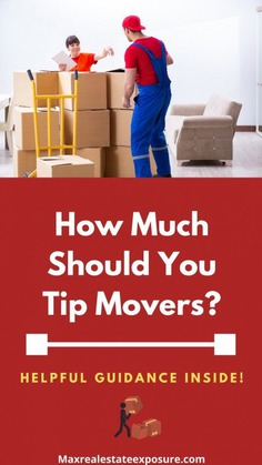 How Much Do You Have to Tip a Mover