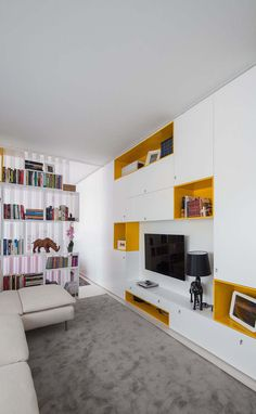 Inspiring Apartment Rehabilitation in Portugal by Spaceworkers 1