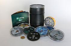 dvd_breakingbad #promocional #breaking #dvd #packaging #series #bad