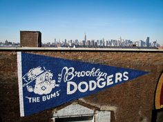 Stephen Powers Sign Painting #sign #painting #lettering #brooklyn