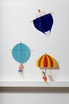 Kites with Character - Daniel Frost #toys #kites