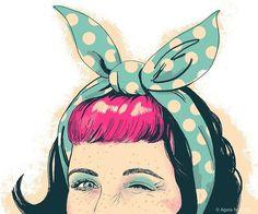 Illustrations by Agata Nowicka #illustration #art