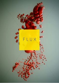 umpicalation copy | Flickr - Photo Sharing! #red #3d design #flux
