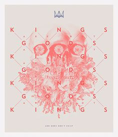 Visual Graphc Kings #poster