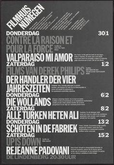 Filmhuis Nijmegen #netherlands #martens #classic #karel #ilu