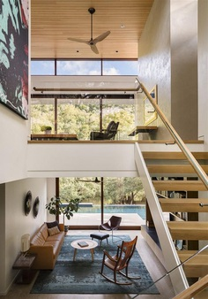 Lakeview Residence, A Parallel Architecture 5