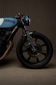 Yamaha XS750 Cafe Racer by Ugly Motorbikes #mc #motorcycle #custom