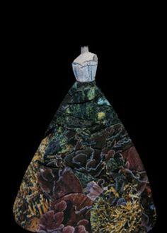 #fashion #collage #student #AMFI #inezmallens #ownwork #dress